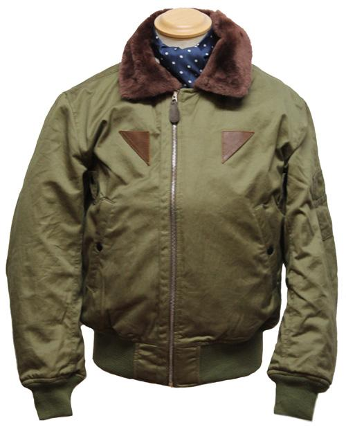 Pike Brothers Type B-15 Flight Jacket