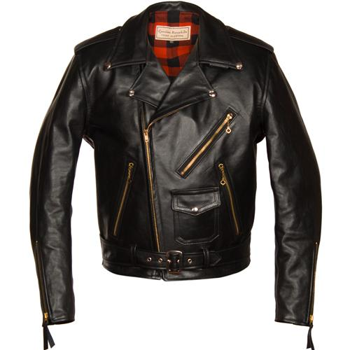 af5aaf8a4 Indian Ranger motorcycle leather jacket - Aero Leathers, UK