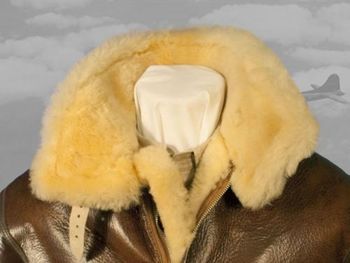Redskin Shearling Flight Jacket