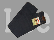 ee Japan 101 Cinch Back Jeans 1937 - Dry