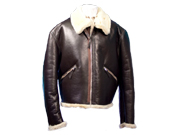 Type D-1 Shearling Flight Jacket