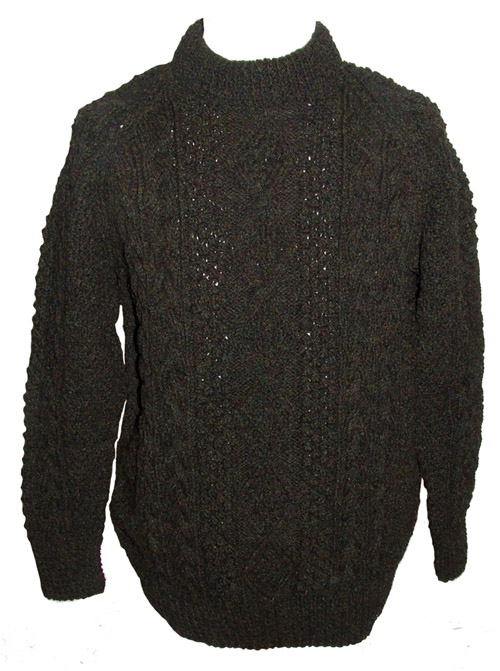 Knitwear Sale! Hand Knitted Cable Stitch Harris Wool Sweaters Reduced. - Aero...