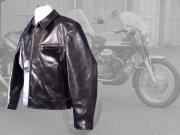 Highwayman leather jacket